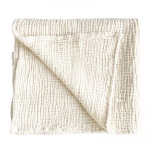 Ivy Baby Blanket | Collective Sol | Ivy Natural