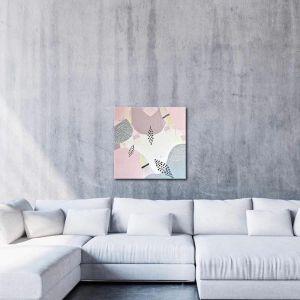 Jacaranda In Bloom | Hand Painted Artwork By United Artworks