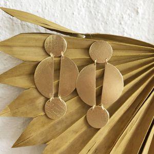 Jael Earrings Gold