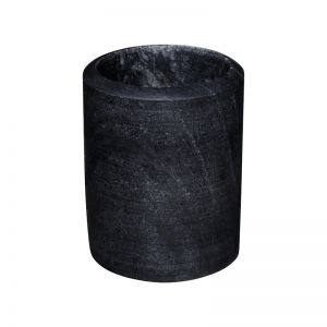 Jaipur Marble Wine Cooler | Medium |Black