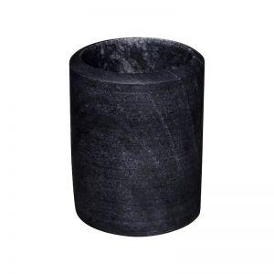 Jaipur Marble Wine Cooler | Small | Black