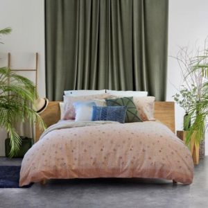 Jambie Quilt Cover Set | King Bed