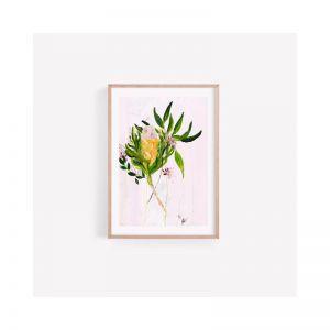 Janet Banskia Fine Art Print | Unframed
