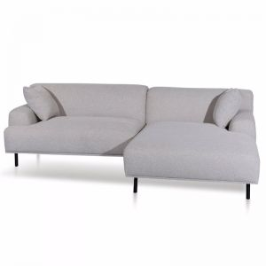 Jasleen Right Chaise Sofa | Sterling Sand