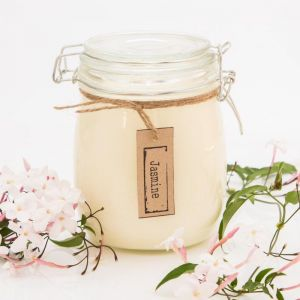 Jasmine Soy Candle | Various Sizes