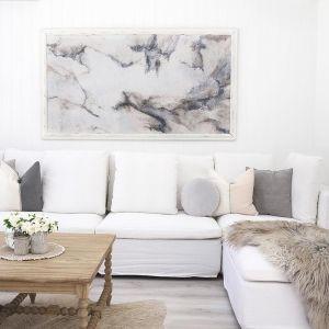 Jasper Modular Slip Cover Sofa | 5 Piece