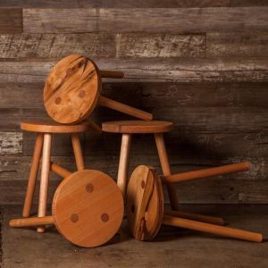 Jersey Stool | by Ingrain Designs