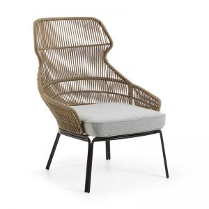 Jet Patio Armchair | Tan | CLU Living