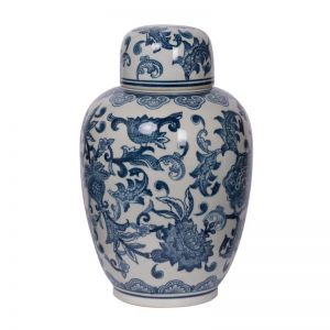 Jilin Ginger Jar | by Dasch Design