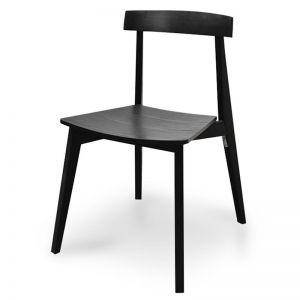 Jira Dining Chair | Black