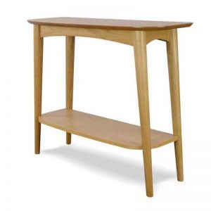 Johansen Narrow Wood Console Table