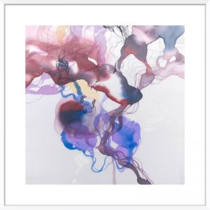 John Martono 'Even Song' | Framed Art print by Tusk Gallery