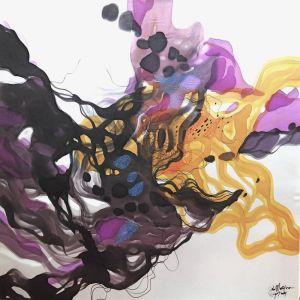 John Martono 'I'm In Love #2' | Framed Print by Tusk Gallery