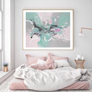 Josie | P1006-129 | Framed Print | Colour Clash Studio