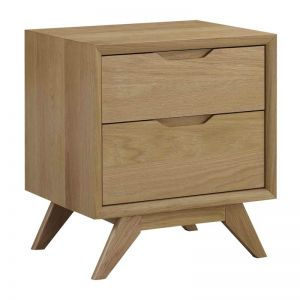 Jude 2 Drawer Bedside Table