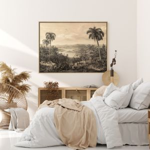 Jungle Book | Drop Shadow Framed Wall Art