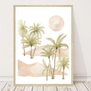 Jungle Dunes | Art Print