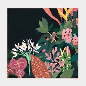 Jungle Garden | Boxed Canvas Print