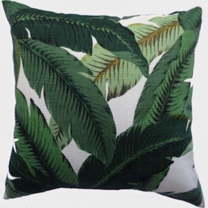 Jungle Leaves Outdoor | Indoor Cushion Cover 43cm