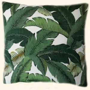 Jungle Leaves Outdoor | Indoor Cushion Cover 63cm