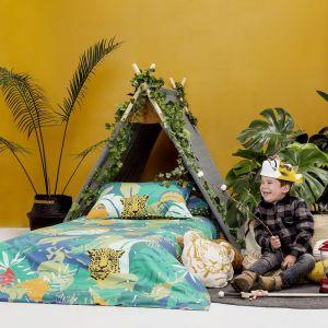 Jungle Quilt Set