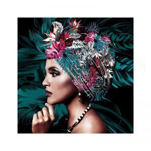 Jungle Sadi | Frameless Perspex