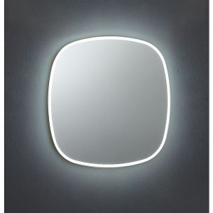 Kado Lussi 450mm x 450mm LED Mirror | Reece