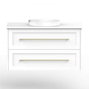 Kado Lux 900mm Wall Hung Vanity Unit