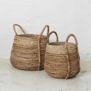 Kaira Natural Belly Basket
