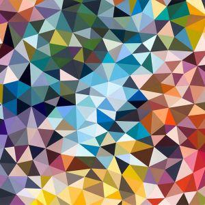 KaleidoscApe   Limited Edition Print/Canvas   Unframed by Louise de Weger