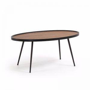 Kamelia Walnut Coffee Table