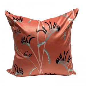 Kangaroo Paw Flourish Velvet Cushion | by Tim Neve