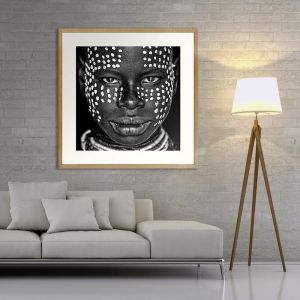 Karo Girl | Square | Prints and Canvas by Photographers Lane