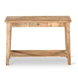 KASE Console Table 1.1M | Natural | Modern Furniture