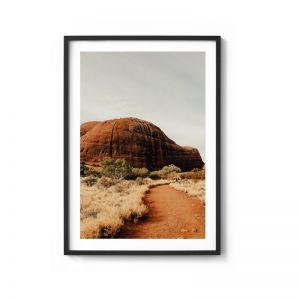Kata Tjuta 04 | Limited Edition Framed Print | by Australian Photographer Trudy Pagden