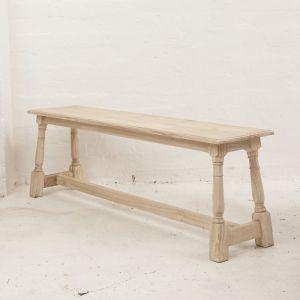 Kawhi Bench Seat | Medium l Custom Made