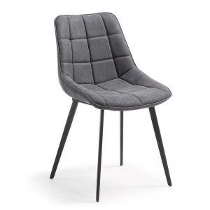 Keir Dining Chair | Slate