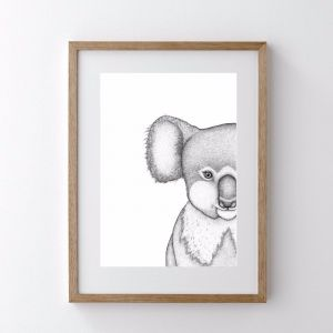 Kerry the Koala | Art Print
