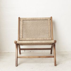 Keta Jute Single Seat l Custom Made