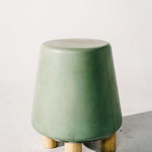 Kevin Concrete Stool by Nood Co | Mint