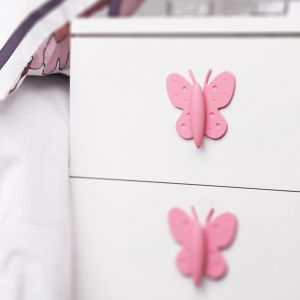 Kid's Range | Knobs & Handles | Butterfly Knob