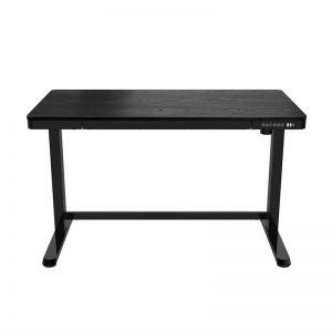 Kinetic Stand Up Desk Pro | Black Ash | CLU Living
