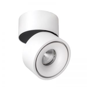 Kinetic Surface Mounted Downlight   Various Sizes and Colours