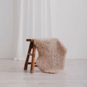 Kingston Sheepskin Shearling   Nude   Huxford Grove