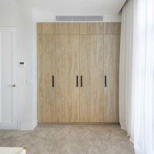 Kinsman | Guest Bedroom 3 Wardrobe | Luke & Jasmin