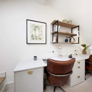 Kinsman | Guest Bedroom, Study & Wine Cellar | Mitch & Mark