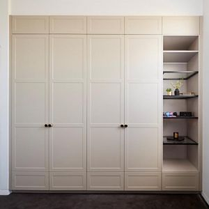Kinsman | Guest Room 2 Wardrobe | Norm & Jess
