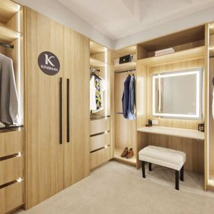 Kinsman | Master Bedroom Wardrobe | Josh & Luke