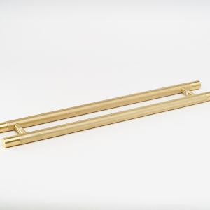 Kintore Entry Pull | Brass