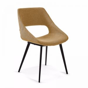Kirin Dining Chair | Mustard Yellow | CLU Living